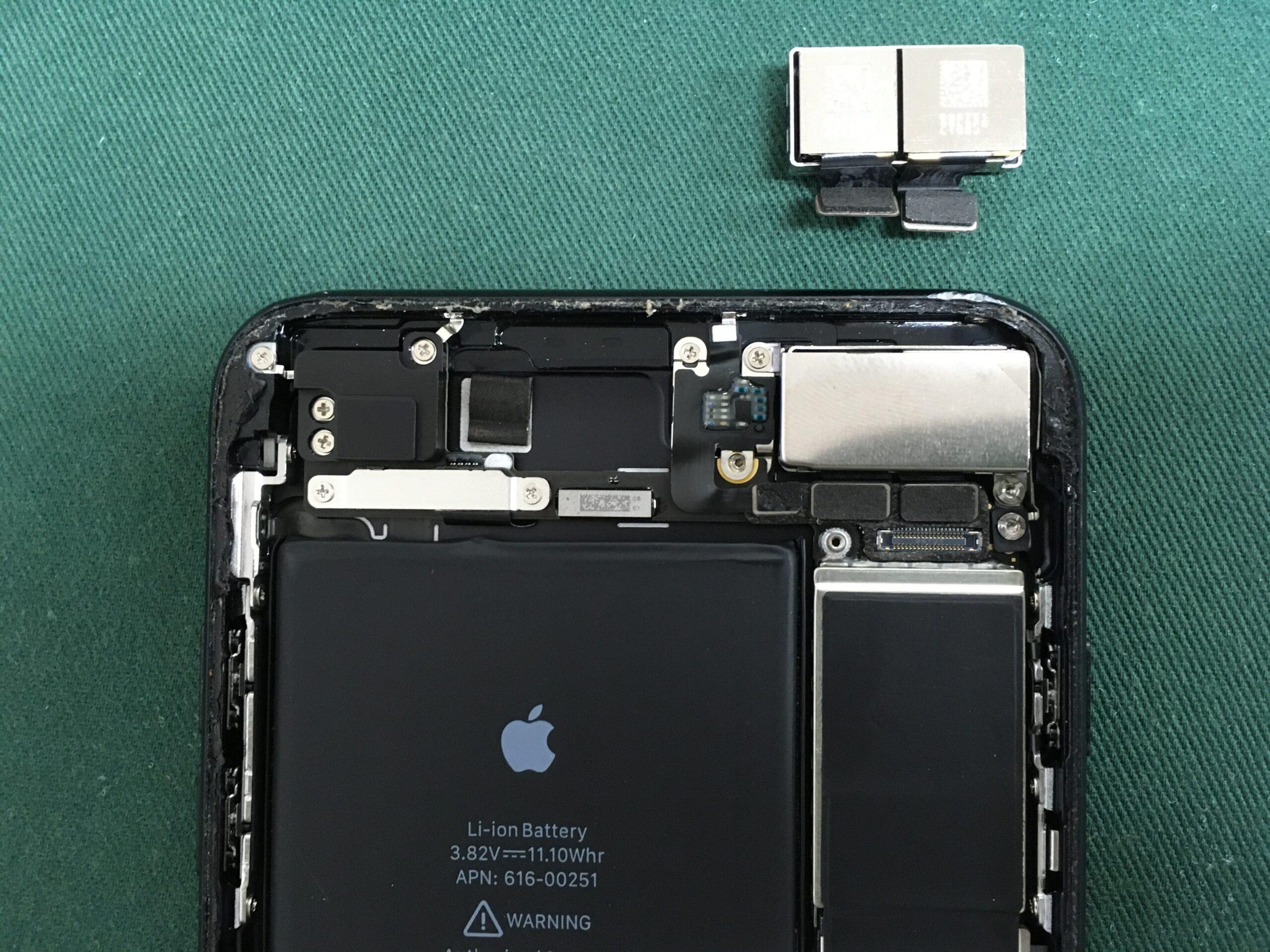 아이폰7플러스 카메라교체