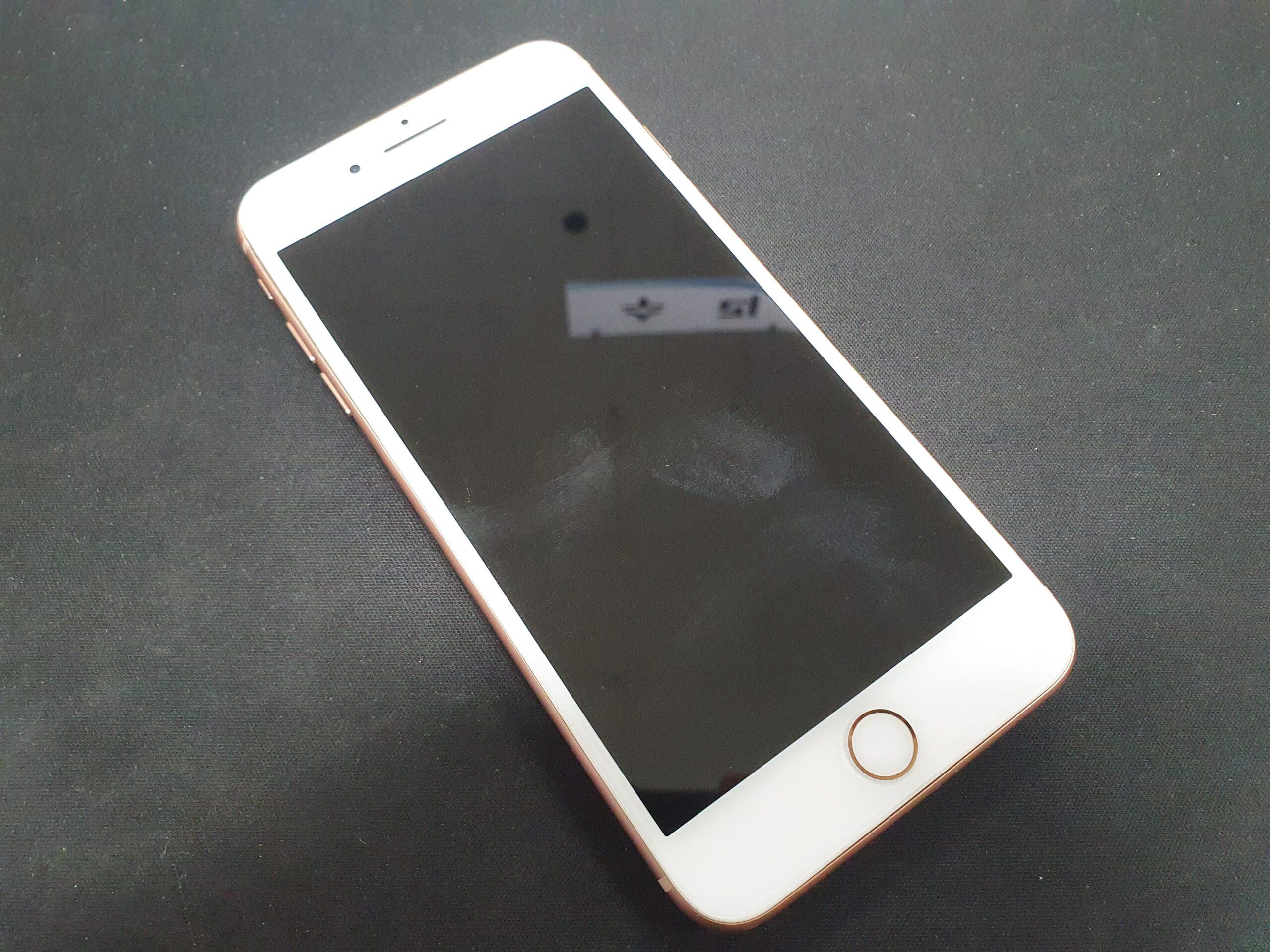 아이폰8플러스 손상 심한 제품매입